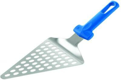 Scoop Triangular Perforated Stainless Steel Handle Non Ricambiabile Size 15x12