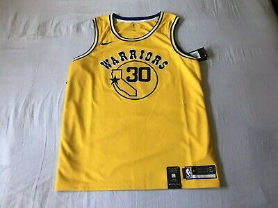 the best attitude aa773 752f1 NEW AUTHENTIC NIKE Steph Curry Jersey Size M 912101-728 ...