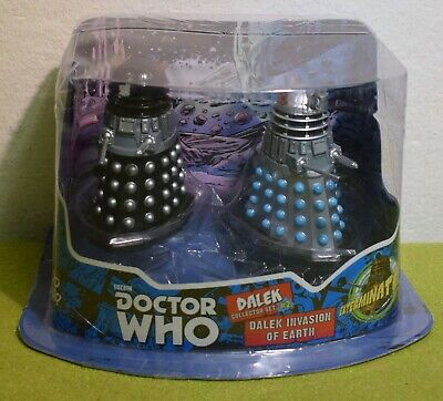 Doctor Who Dr Who Bbc Dalek Collector Set 2 Invasion Of Earth