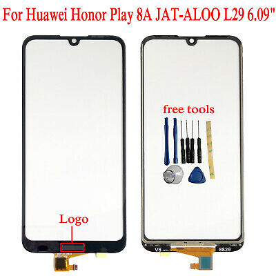 """Original 6.09"""" For Huawei Honor Play 8A JAT-ALOO L29 Outer Glass Touch Screen"""