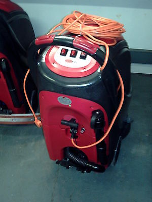 """Viper AS430C 240 volt mains powered 17"""" floor scrubber drier cleaner"""