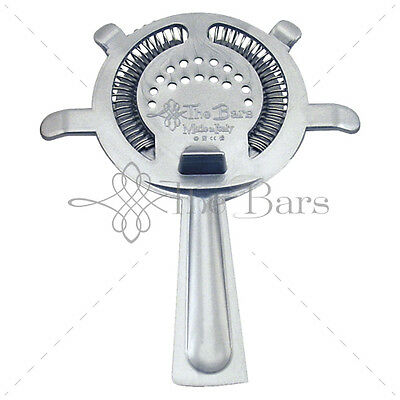 Strainer -cocktail Strainer 4 Prong Silver Colour B006MS