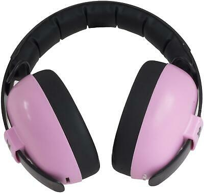 Banz BABY BLUETOOTH EARMUFFS - PINK Baby Hearing Protection BNIP