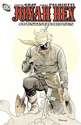 Jonah Hex: Counting Corpses TP - Volume 9 - DC Graphic Novel, Gray, Vol 09 - NEW