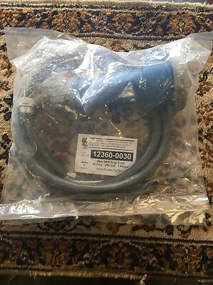 Blue OEP Drop-Cord 30 Amp 250 Volt 1 Phase #12360-0030
