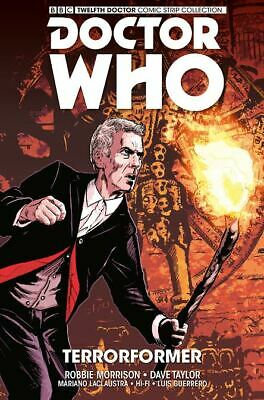 Doctor Who Twelfth: Terrorformer (Volume 1) TP - BBC Graphic Novel, Vol 01 - NEW