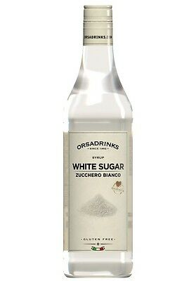 Syrup Sugar Cane White Odk Orsa Drink Syrup for Cocktail Barman