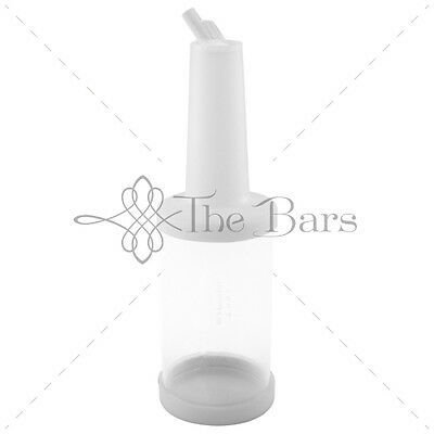 Store-N Pour  Spedd Bottle Container for Juice White PM01MS