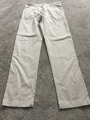 Paul Smith Junior Girls Trousers Age 12 Beige