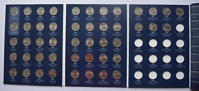 USA National Park Quarter $1/4 Dollar Coins CHOICE OF YEAR / DATE 2010 TO 2018
