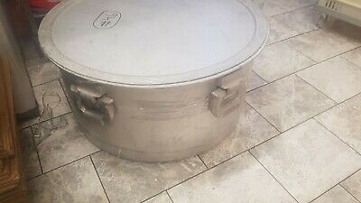 VERY LARGE CATERING / RESTAURANT STOCK POTS. Cooking Pots New