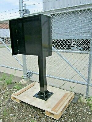 SECURITY Gate Entry Control Rain Hood for Commercial Access
