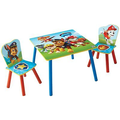 Worlds Apart Table & Chairs Set Paw Patrol