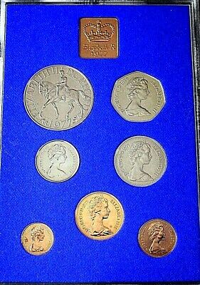 1977 Royal Mint Coinage Of Great Britain and Ireland Prestigious Collectors Sets