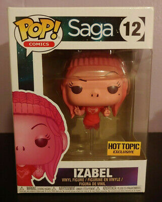 Funko Pop! Comics #12 Saga Izabel Hot Topic Exclusive