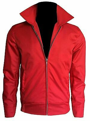 Rebel Without a Cause James Dean Red Cotton Jacket