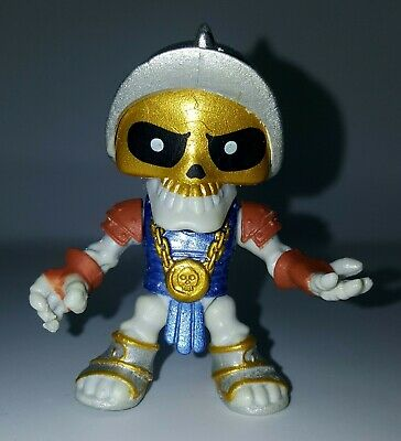 TREASURE X DOCTOR GOLDSPELL ACTION FIGURE W//CRYSTAL SPEAR FROM TREASURE TRIBE
