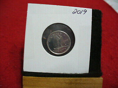 2019 Canada  Dime  10 Cents    Top Grade  19  Proof Like  Sealed  See Photos