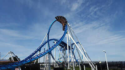 Cedar Point Admission Ticket & Fast Lane Plus Pass