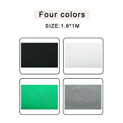 1.6*1M Photography Studio Non-Woven Screen Photo Backdrop Background-4Color B4G8