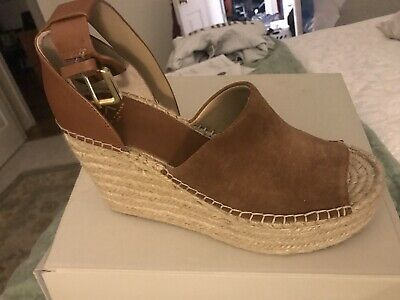 fc85d2df404 MARC FISHER LTD. Adalyn Size 9.5 Natural NWT