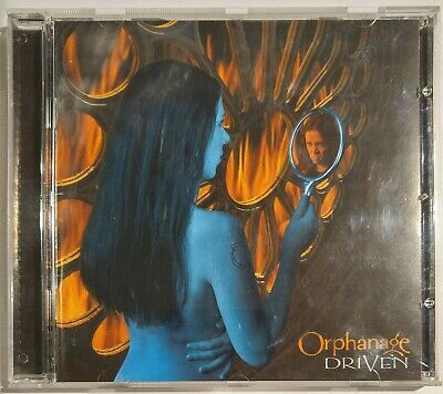 ORPHANAGE - DRIVEN ( CD Nuclear Blast 2004 ) Melodic Death / Gothic Metal *NEW*