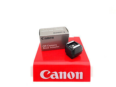 Canon Off-Camera Shoe Adapter