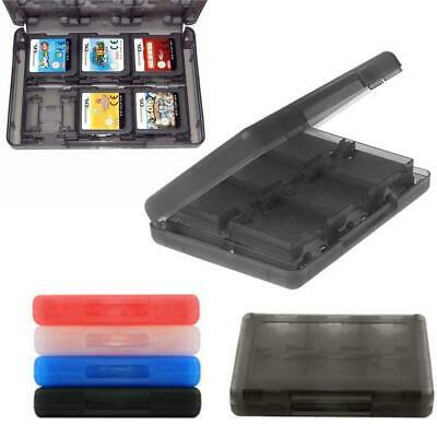 28 in 1 Game Card Case Cartridge Holder Organizer Box for NDS NDSI NDSILL 2DS 3D