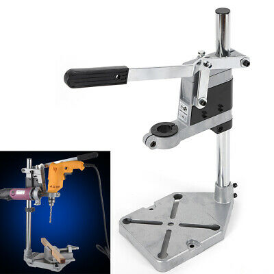 Adjustable Drill Bench Press Stand Repair Tool Pillar Clamp Drilling Collet TOP!