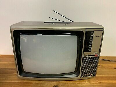 Vintage Sanyo Model CPP3040 Television Made In Japan