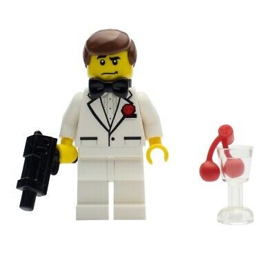 Random Selection of 5 Custom Weapons for LEGO Minifigures FIVE Weapons  RBB