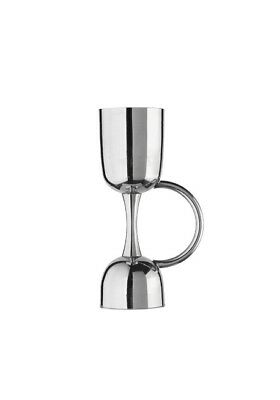 Coley Jigger Stainless 25 ML - 50ml Barman Cocktail