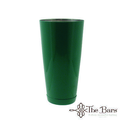 New Boston Shaker New Painting Forest Green Barman Balanced