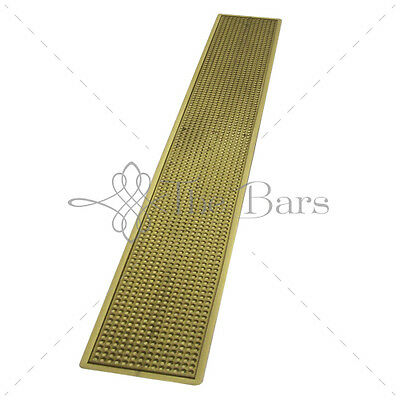 Equipment Bartender Bartender bar Mat Gold Colour
