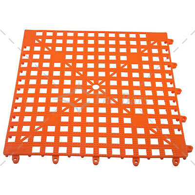 Mat Coasters Mat bar Colour Orange