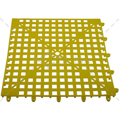 Mat Coasters Mat bar Yellow Colour