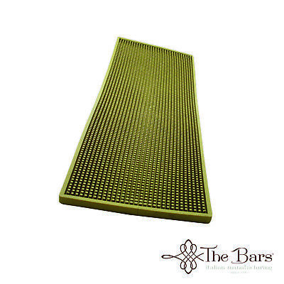 Equipment Bartender Bartender bar Mat Mat Gold Colour 60x20cm XL