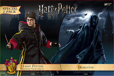 Harry Potter Dementor + Harry Potter 1/8 2-Pack Action Figure STAR ACE