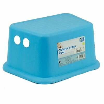 First Steps Childrens Step Stool - Blue