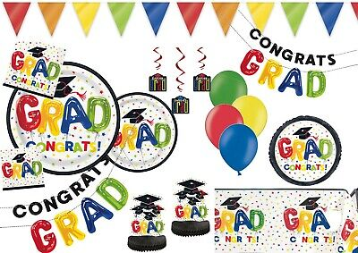 You Did It Graduation Party Tableware Celebrations Supplies Decorations