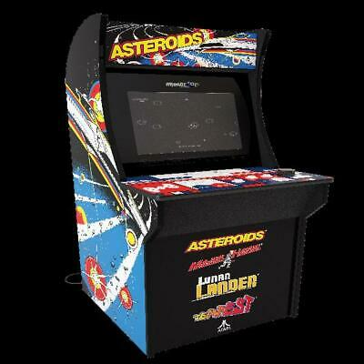 ARCADE 1UP ASTEROIDS Machine 25th BRAND NEW 4FT - $405 00 | PicClick