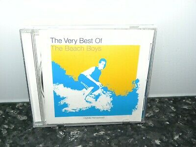 The Very Best of the Beach Boys  - CD - VGC