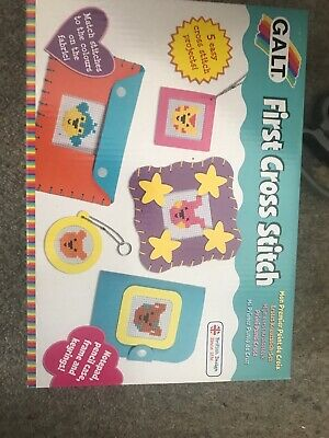 Children & Young Adults Bn Fancy Colours Galt Maze Pad Kids Art Craft Toy Books