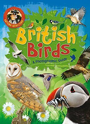 British Birds (Nature Detective) New Paperback Book