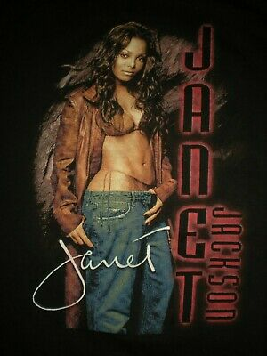 JANET JACKSON ALL For You T-shirt One Size - $75 00 | PicClick