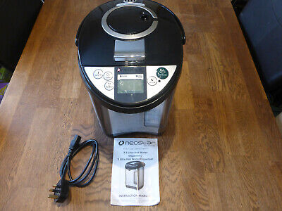 Neostar Digital Hot Water Urn 3.5L Capacity For Kitchen Resturant Cafe Home