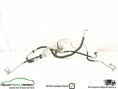 Mercedes C-Class W204 C200/C220 Cdi Air Conditioning Hoses Air Con Pipes 07-09