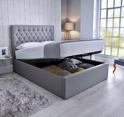 Marlow Upholstery Ottoman Bed