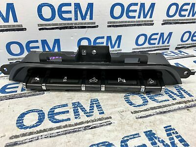 15 16 17 18 DODGE RAM trailer brake dash tow haul traction