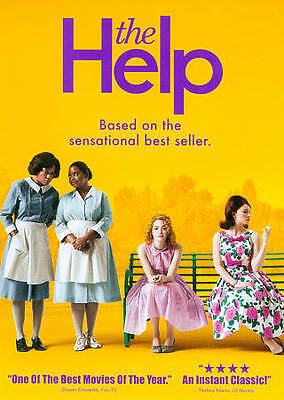 NEW The Help DVD MOVIE 2011 VIOLA DAVIS Emma Stone, Bryce Dallas Howard